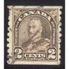 Canada 182 George V Arch 2c Dark Brown Coil CV = 0.65$