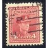 Canada 254 George VI War Issue CV = 0.20$