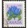 CANADA 705 Wildflowers Perf. 12 X 12 1/2 CV = 0.20$