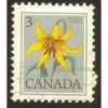 CANADA 708 Wildflowers Perf. 12 X 12 1/2 CV = 0.20$