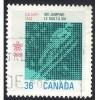 Canada 1153 Olympics: Ski Jumping CV = 0.25$
