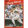 1990 Donruss Randy Velarde Trading Card No. 630 – VF