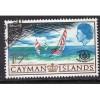 Cayman Isl. (1967) Sc# 196 used