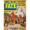 FATE Magazine 1958/ 9 Space Travelers In 1870 !!