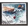 ICELAND 670 Christmas 1988 CV = 0.65$