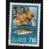 ICELAND 436 Fish Industry CV = 0.20$