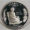2003-S Clad DCAM Proof Alabama State Quarter PF65 #424
