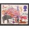 (UK) Great Britain  Sc#  1032  Used  (1433)