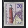 1974 DDR  20 Pf.  Lighthouses  mint*, Scott # 1555