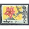 JOHORE 1984 – Used Sc. 187a. CV $0.25