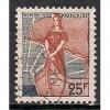 (FR) France Sc#  927  Used  (2536)
