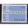 ICELAND 430 Europa 1971 CV = 2$