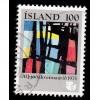 ICELAND 486 Abstract Painting by Nina CV = 0.65$