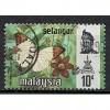 (MY) Malaysia (Selangor) Sc# 132 Used (2905)