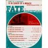 FATE Magazine 1968/ 3 Saucers Pro+Con / Dracula