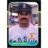 Dwight Evans - Boston Red Sox 1987 Donruss Baseball Card