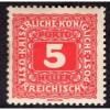 Austria (1916) Sc# J49 MH
