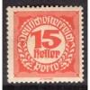 Austria (1920-21) Sc# J77 MH