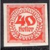 Austria (1920-21) S# J99 MH