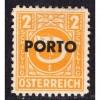 Austria (1946) J202 MH
