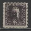 1919 BOSNIA & HERZEGOVINA  90 h Bosnian issue with op mint*, Scott # 1L37