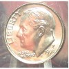 1996-P Roosevelt Dime MS65 FULL BANDS In the Cello #769