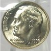 1996-P Roosevelt Dime GEM BU MS65 FULL BANDS in the Cello #758