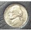 1950 Jefferson Nickel MS65   #323