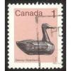 Canada 917 Decoy Perf. 14 X 13 1/2 CV = 0.20$