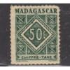 UNUSED MALAGASY (MADAGASCAR) #J33 (1947)