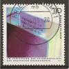 1999 GERMANY  110 Pf.  German Book Traders  used,  Scott # 2055