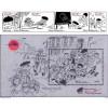 Malaysia 2008 S#1226-1227 Cartoons - Lat set+M/S MNH comics unusual