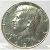 1981-P Kennedy Half Dollar MS63 Still in Cello #675