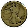1916d Walking Liberty Half Dollar KEY DATE
