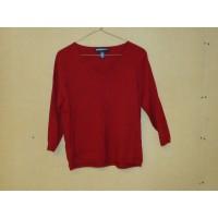 Norton Mcnaughton Sweater Crewneck Female Adult M Reds Solid 57803