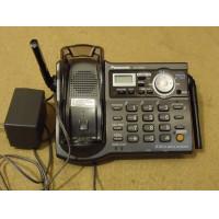 Panasonic 5.8GHz Phone Base Grays Digital Answering Machine KX-TG5672
