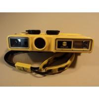 Minolta Underwater Film Camera Yellow/Black Weathermatic