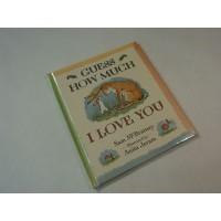 Candlewick Press Guess How Much I Love You Anita Jeram Book Hardcover