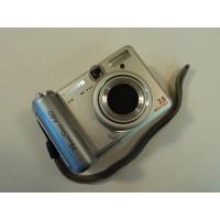 Canon Digital Still Camera 2.0MP Silver 1.5 Inch LCD PowerShot A60