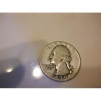 1939 Silver Washington Quarter