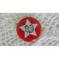 Nixon/Agnew Campaign Pin