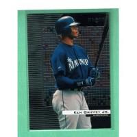 2000 Black Diamond #76 KEN GRIFFEY JR Mariners HOF baseball