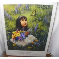 Little Joy Poster Leanin Tree Artist Karen Noles