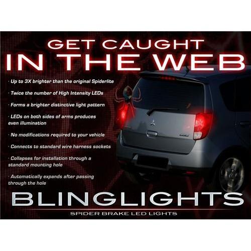 Mitsubishi Colt Custom LED Light Bulbs for Tail Lights Upgrade