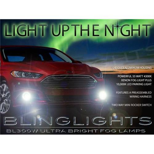 2013 2014 Ford Mondeo Mk5 Xenon Fog Lights Driving Lights Fog Lights Kit
