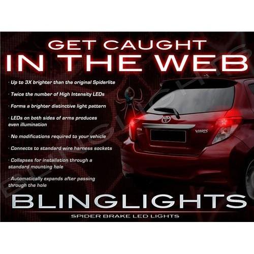 Toyota Vitz Custom LED TailLights Tail Lights Replacement Light Bulbs