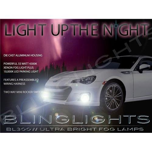 Toyota 86 GT-86 Xenon Fog Lights Driving Lights Fog Lights Driving Lights Kit