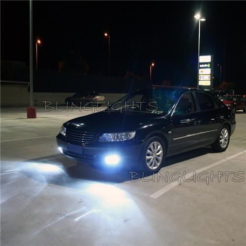 2006 2007 2008 2009 2010 Hyundai Grandeur TG Xenon Fog Lights Driving Lights Fo