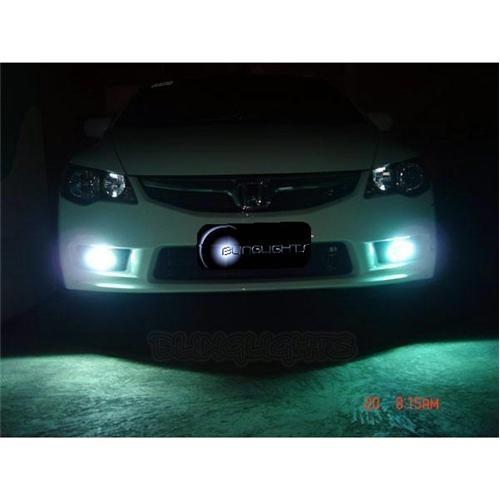 2006-2010 Honda Civic VTi-L Sedan Fog Lights Kit Fog Lights Driving Lights