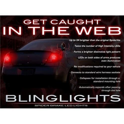 Pontiac G6 LED Light Bulbs for Tail Lights 2005 2006 2007 2008 2009 2010